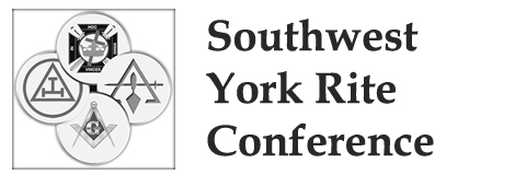 Southwest York Rite Conference Logo
